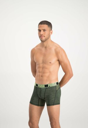 2P PACKED - Briefs - army green