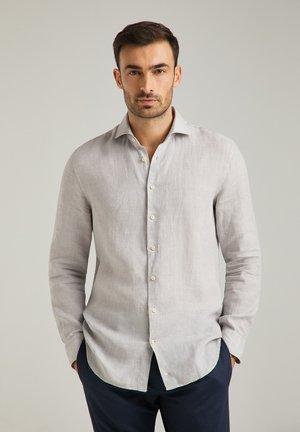 Shirt - silver cloud