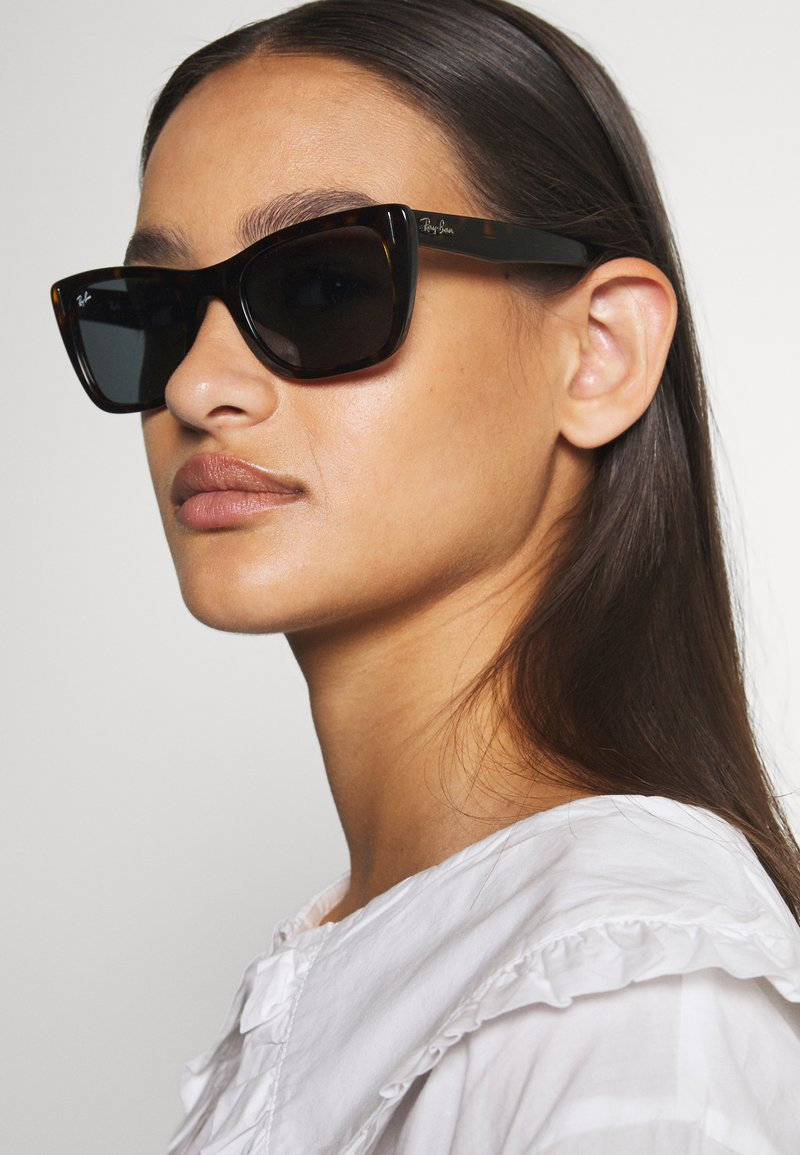 Ray-Ban - CARIBBEAN - Sluneční brýle - shiny havana