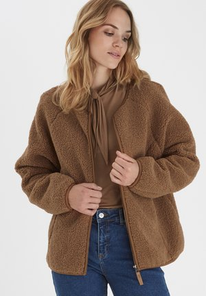 BYCADI  - Fleece jacket - thrush