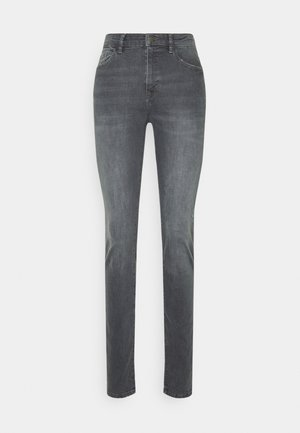 SLIM - Slim fit jeans - grey medium wash