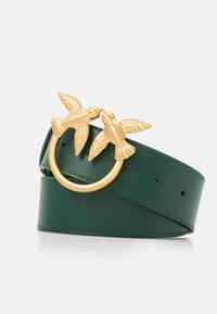Pinko - BERRY SIMPLY BELT - Pásek - dark green - 4