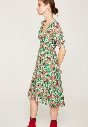 AURELIE - Day dress - multi-coloured