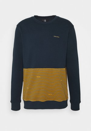 FORZEE CREW - Sweater - inca gold