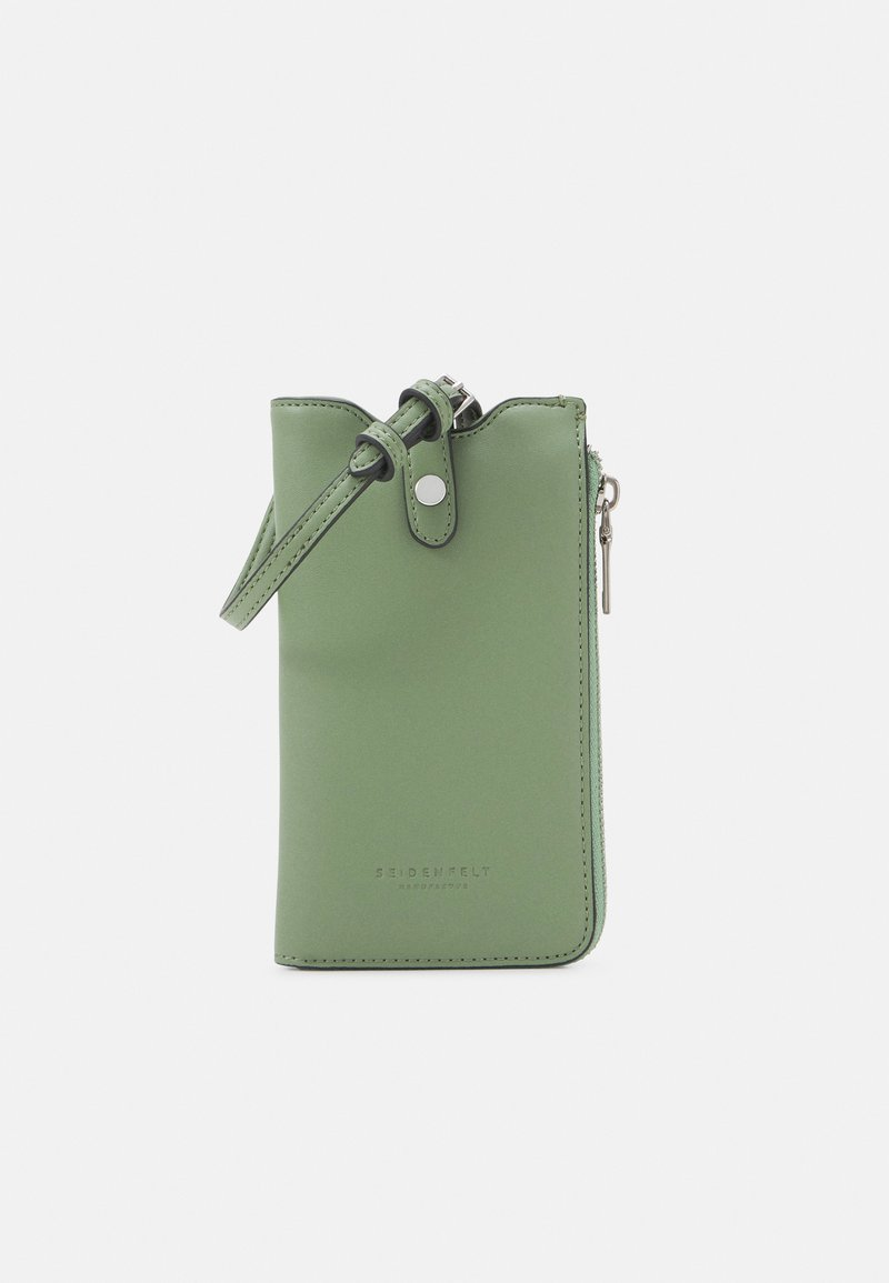 Seidenfelt - MOSS - Across body bag - matcha green
