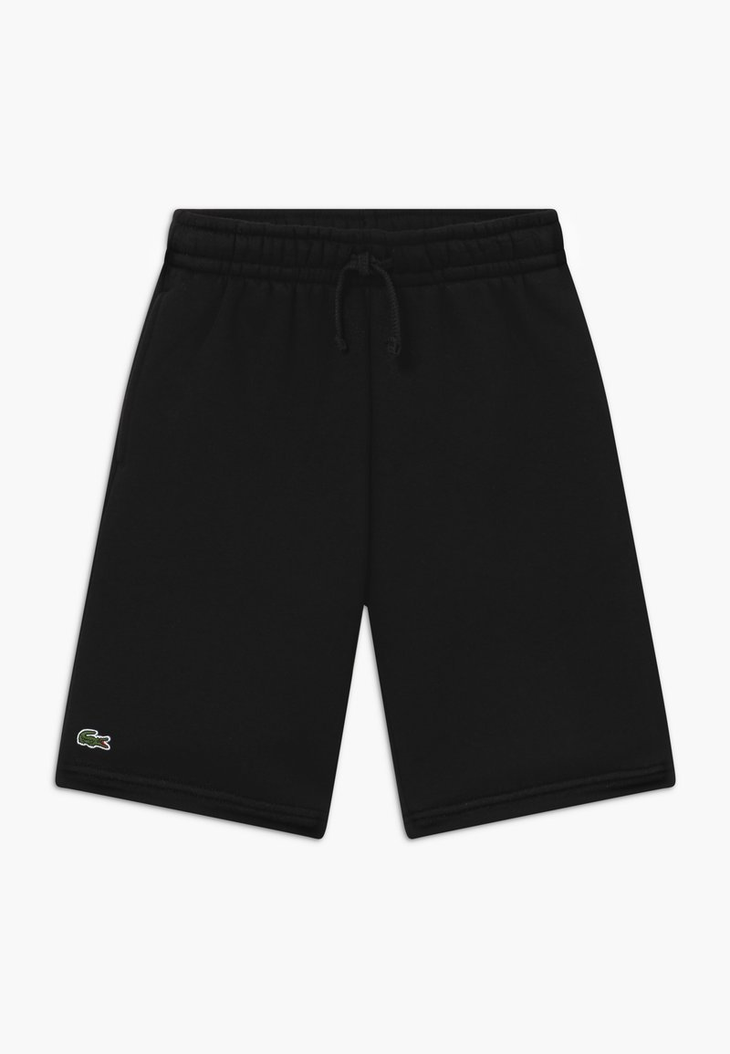 Lacoste Sport - CLASSIC - Sports shorts - black