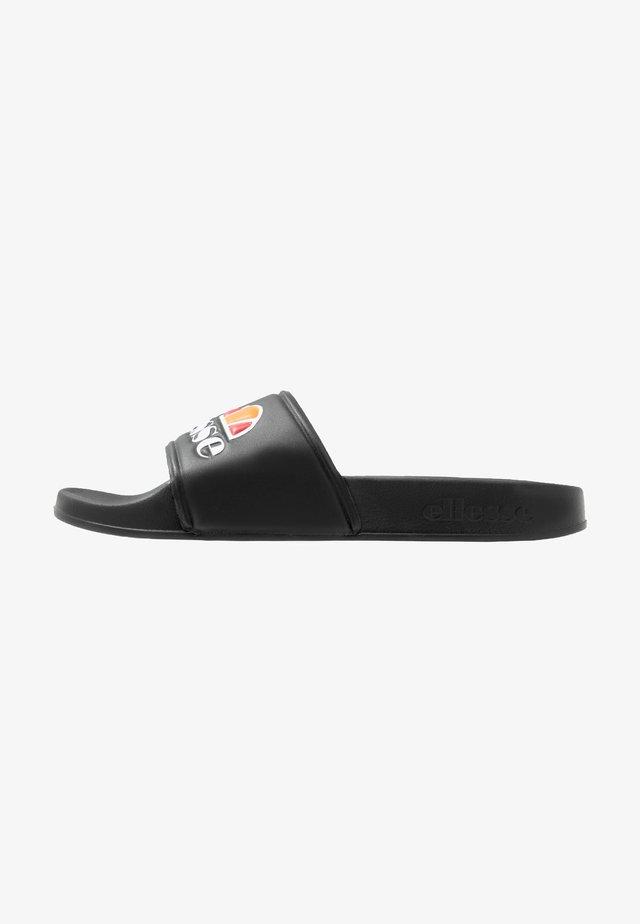 FILIPPO - Pantoffels - black