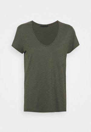 AVIVI - Jednoduché triko - grün