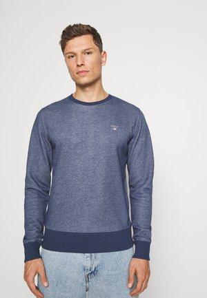ORIGINAL C NECK - Sweater - mottled blue