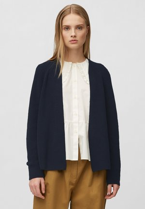 Cardigan - scandinavian blue