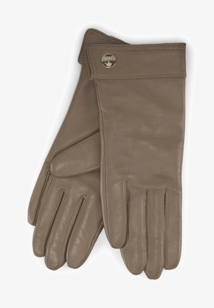Gloves - taupe