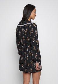 Fashion Union - LEONA - Day dress - black - 2