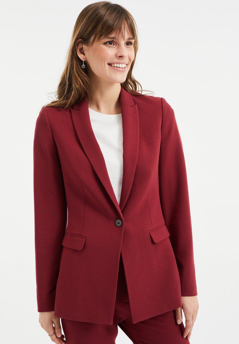WE Fashion - Blazer - vintage red