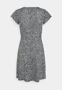 Even&Odd - Jersey dress - black/white - 7