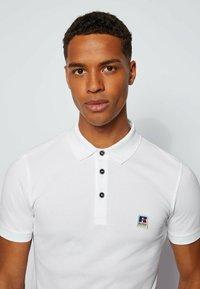 BOSS - PETROC - Polo shirt - white - 3
