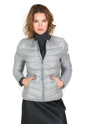 NAKISKA - Winterjas - light grey