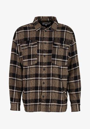 JONTE - Light jacket - rails black