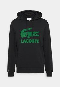 Lacoste - Hoodie - schwarz - 4