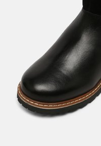 Friboo - LEATHER - Snowboots  - black - 6