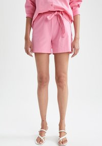 DeFacto - Shorts - pink - 0
