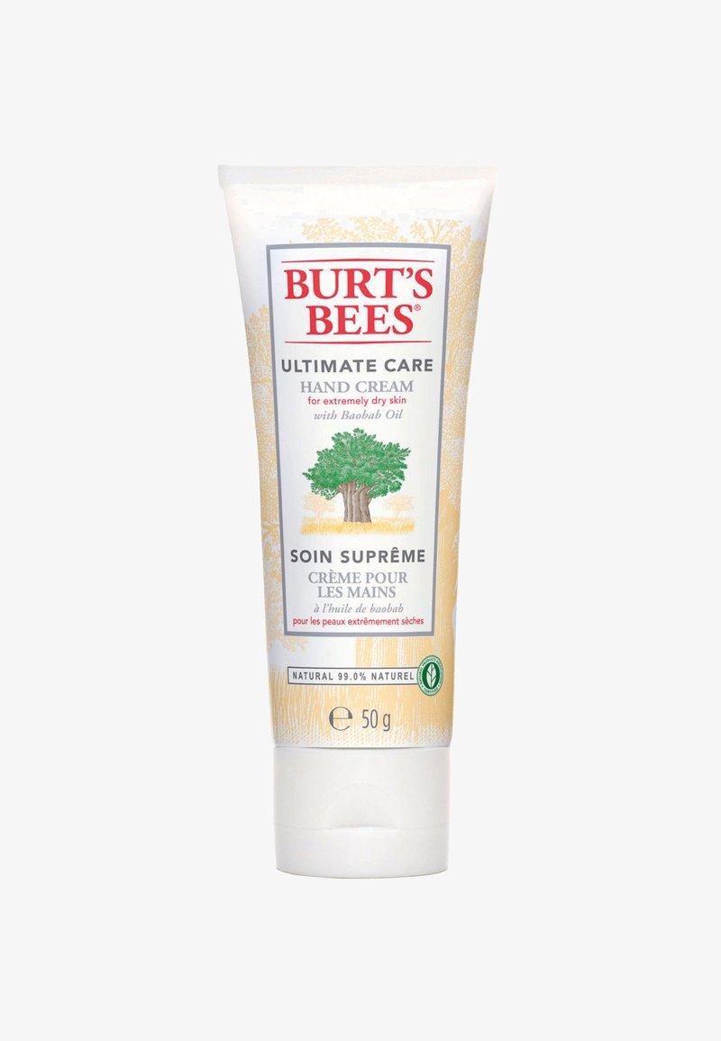 Burt's Bees - ULTIMATE CARE HAND CREAM - Crema mani - -