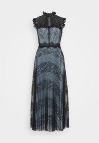 Swing - Vestido de cóctel - black/blue - 5