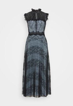 Vestido de cóctel - black/blue