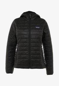 Patagonia - NANO PUFF HOODY - Outdoor jacket - black - 6