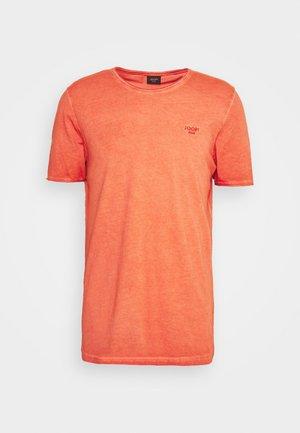 CLARK - T-shirt - bas - mediumorange