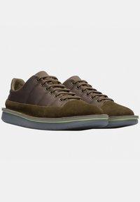 Camper - FORMIGA - Zapatos con cordones - brown/olive - 2