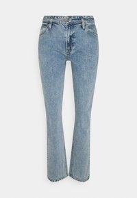 Ivy Copenhagen - FREJA BELT WASH VINTAGE CORNWALL - Relaxed fit jeans - denim blue - 0
