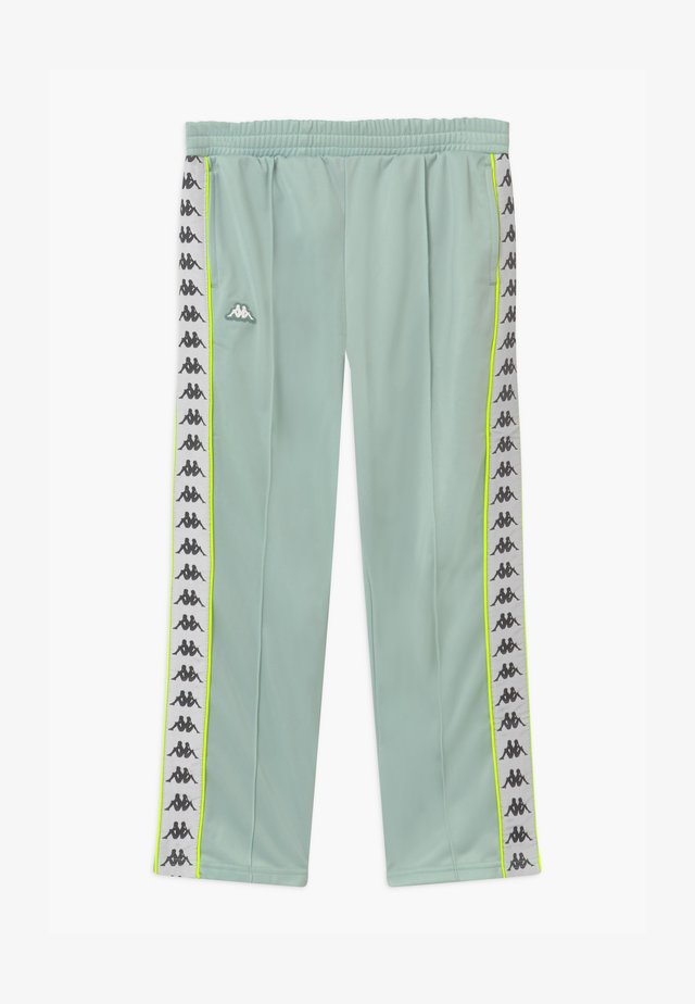 HELMA - Tracksuit bottoms - surf spray