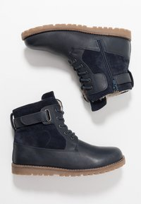 Friboo - Lace-up ankle boots - dark blue - 0