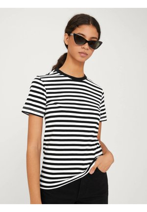 LEILA - T-shirts med print - offwhite