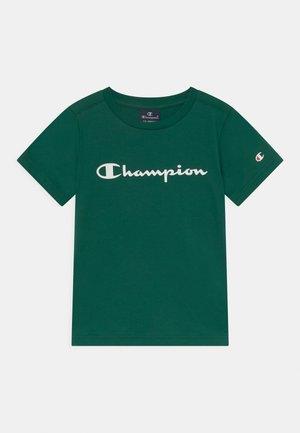 AMERICAN CLASSICS CREW NECK UNISEX - Print T-shirt - green