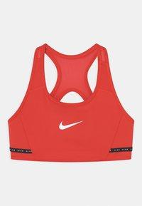 Nike Performance - Sports bra - chile red/black/white - 0