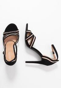 Anna Field - Højhælede sandaletter / Højhælede sandaler - black - 3