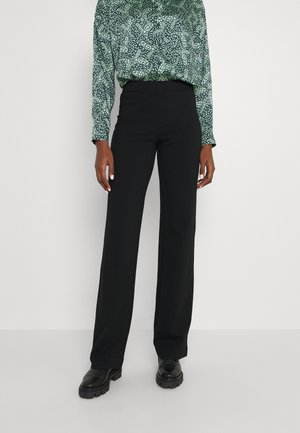 VMKAMMIE STRAIGHT PANT - Kalhoty - black