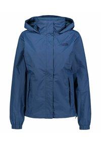 The North Face - RESOLVE  - Waterproof jacket - blau - 4