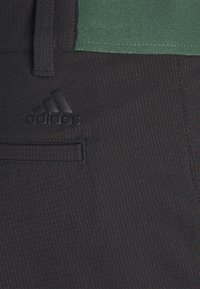 adidas Golf - PIN ROLL PANT - Trousers - black - 2