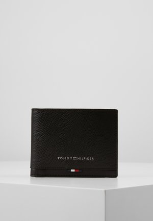 BUSINESS MINI WALLET - Portfel - black