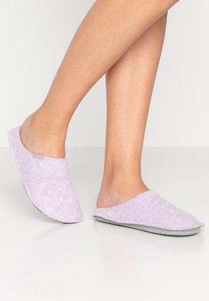CLASSIC - Pantuflas - lavender