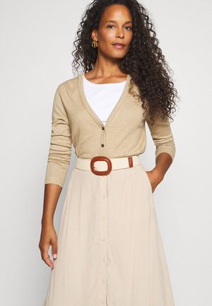 BASIC - Cardigan - beige