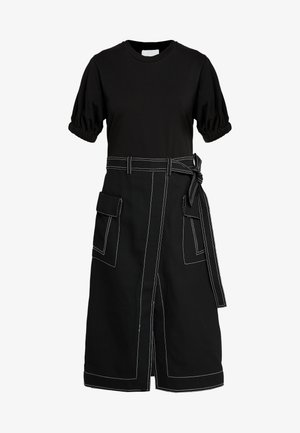TOPSTITCH - Sukienka letnia - black