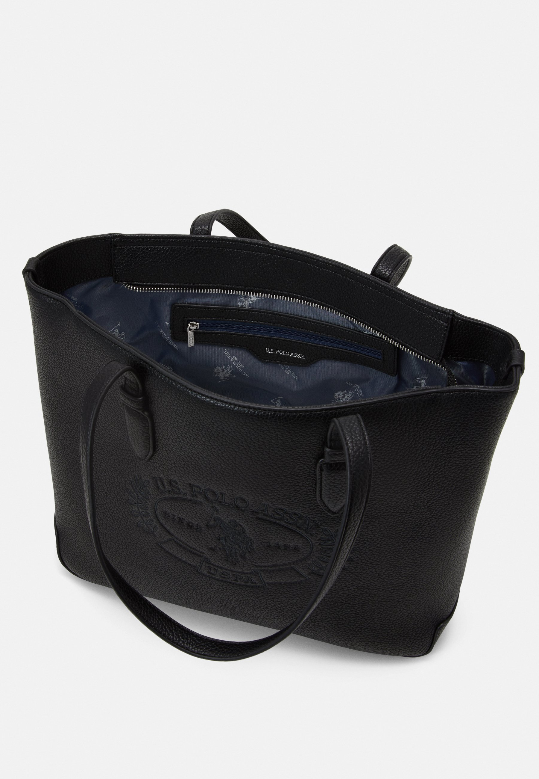 HAILEY SHOPPING BAG Shoppingväska black
