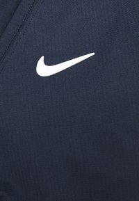 Nike Performance - TANK - T-shirt sportiva - obsidian/white - 6