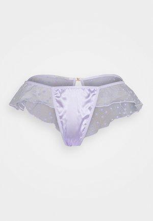 LUPIN BRIEFS - Kalhotky - lilac