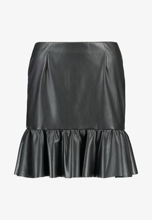 BXDAKE SKIRT - Minihame - black