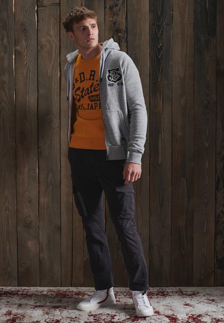 Men RE-WORKED CLASSICS EMBROIDERED - Zip-up sweatshirt