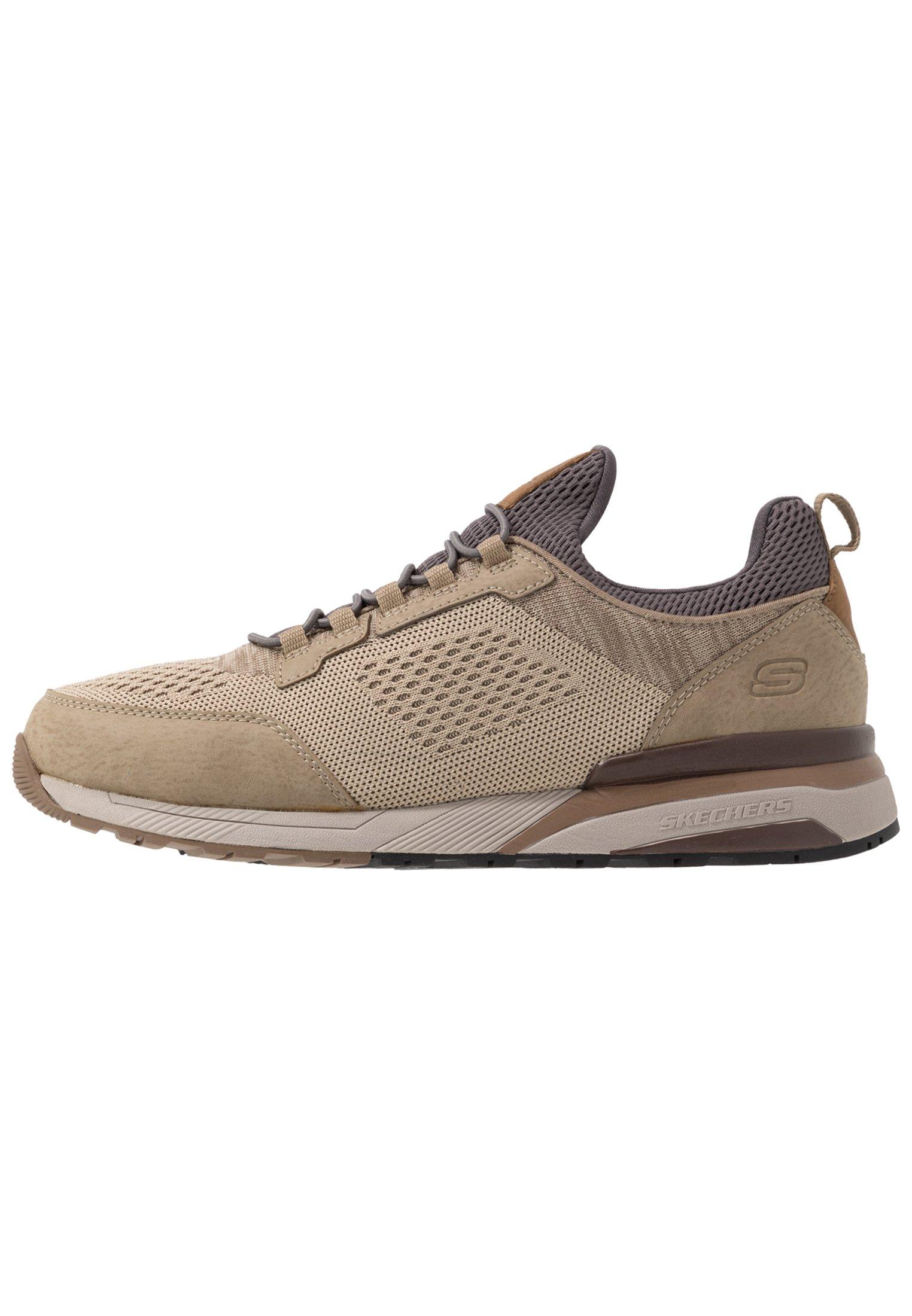 Beige Skechers Sko på nett     Kjøp nye sko på nett hos